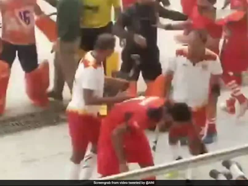 Hockey India Suspends 11 Players For Brawl In Domestic Tournament