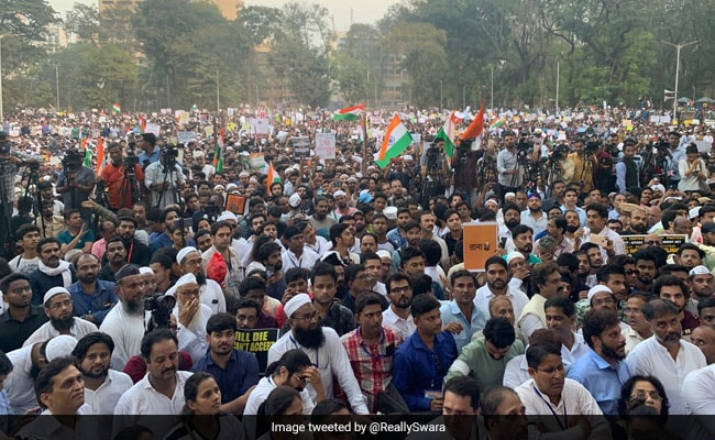 Samajwadi Party Promises Pension For Anti-Citizenship Law Protestors