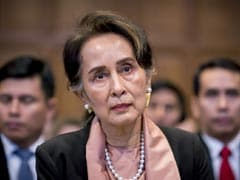 Genocide Court Case Risks 'Reignition' Of Rohingya Crisis, Warns Suu Kyi