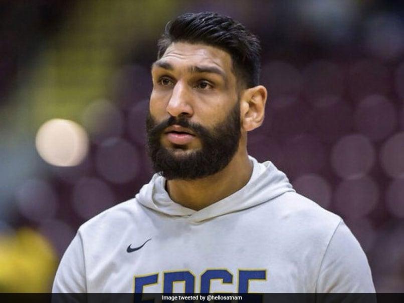 Basketball Star Satnam Singh Bhamara Provisionally Suspended After Failing Dope Test