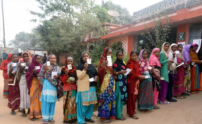 61.9 Per Cent Voting In Jharkhand Phase 3 Elections