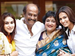 On Rajinikanth's Birthday, Daughters Aishwarya And Soundarya Gift A Promise: 'Will Follow Forever'