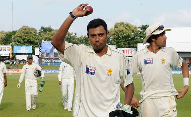 In test Cricket Good leg spinner didnt come After me says Danish Kaneria Watch video
