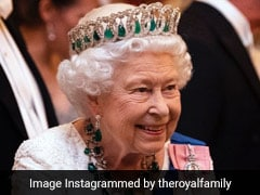 Britain's Queen Elizabeth To Make Rare Address Over Coronavirus