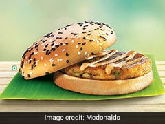 McDonald's Introduces 'Dosa Masala' Burger In Their Menu, Yay Or Nay?