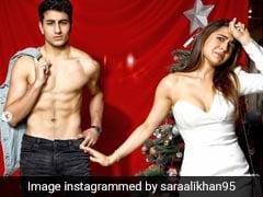 इब्राहिम अली खान ने बिना टी-शर्ट दिया पोज तो बहन सारा अली खान ने पकड़ लिया अपना सिर- देखें Photos