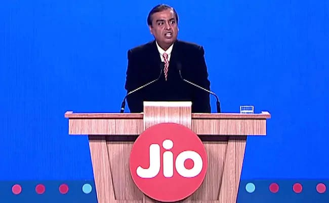 Reliance Industries AGM 2020 Highlights: Jio Has Developed 5G Solution From Scratch