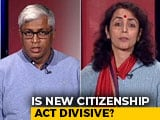 Video : Citizenship Act Attempt To Drive Hindutva Agenda Or Historical Wrong Corrected?
