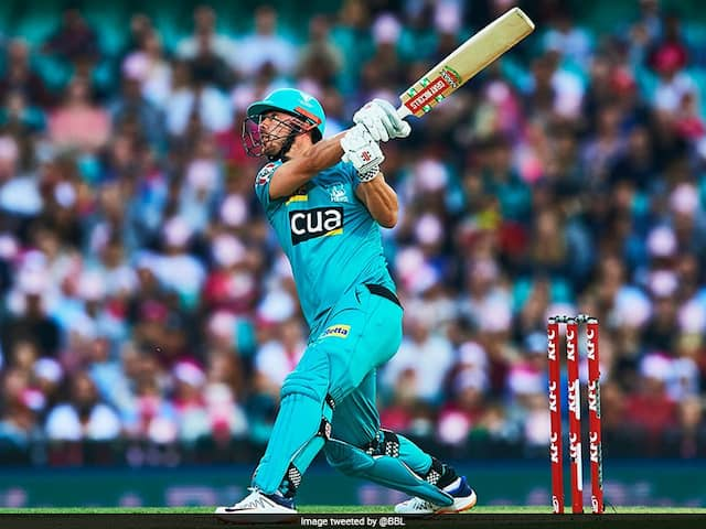 Watch: Chris Lynn Lights Up Sydney Cricket Ground With 35-Ball 94 In Big Bash League