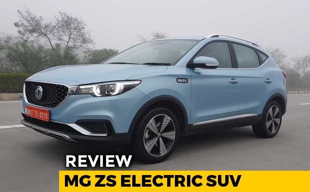 Video: Review MG ZS Electric SUV