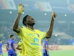 ISL: Mumbai City FC-Kerala Blasters FC Play Out 1-1 Draw