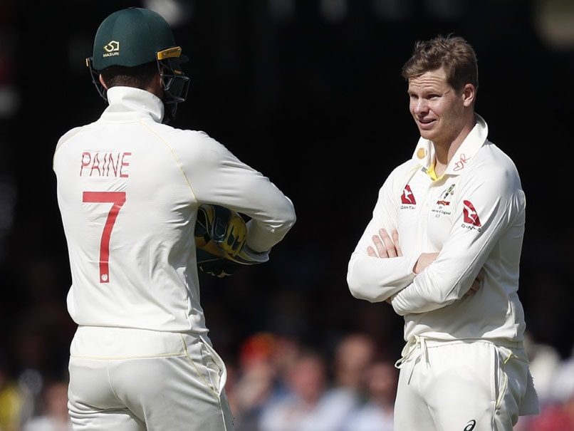 "Steve Smith Gives Fitting Reply To Ian Chappell, Says ""Certainly Not Undermining"" Tim Paine"
