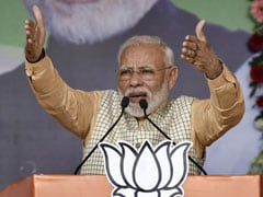 Amid Tough Contest, PM Modi Woos Tribals At Election Rally in Jharkhand