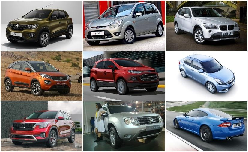 कंपनियों ने हमारे देश में वाहनों को प्रतिस्पर्ध के हिसाब से पेश किया