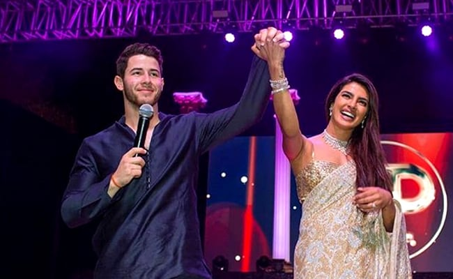 Priyanka Chopra & Nick Jonas Team With Amazon For Unscripted Wedding Series