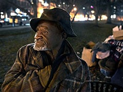 Homeless Man Longs To See His Daughter On Christmas. Can He Find $27 For A Bus Ticket?