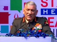 """Controversy Over Army Chief's """"Political"""" View On Citizenship Law Protest"""