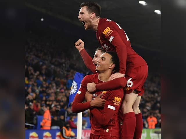 Premier League: Liverpool Outclass Leicester To Open Up 13-point Lead