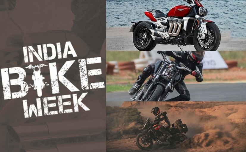 The India Bike Week 2019 had plenty of showcases across segments.