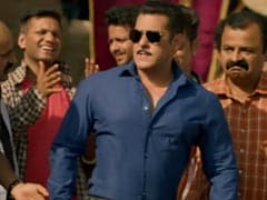 Salman Khan's <I>Dabangg 3</I> Makers 'Voluntarily' Edited Out Scenes From Title Song