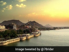 After Mass Bird Deaths At Sambhar Lake, Crows, Fish Found Dead In Ajmer's Ana Sagar Lake