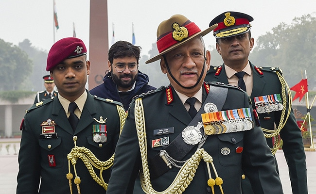 Image result for Chief of Defence Staff - CDS