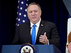 """Disinformation"": Mike Pompeo Attacks China Over Coronavirus"