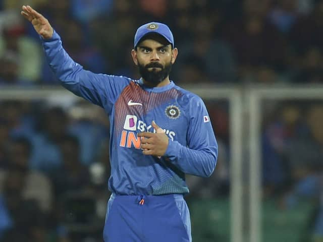 IND vs WI 3rd T20: Virat Kohli says, Series win a gift for my wife on our 2nd anniversary