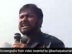 कन्हैया कुमार ने नागरिकता कानून के खिलाफ भरी 'आजादी-आजादी' की हुंकार, बोले- सरकारी दफ्तरों के बाहर लाइनों में...