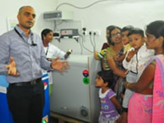 IIT Hyderabad Fellow Launches 'Vaccination On Wheels' In Collaboration With Gates Foundation
