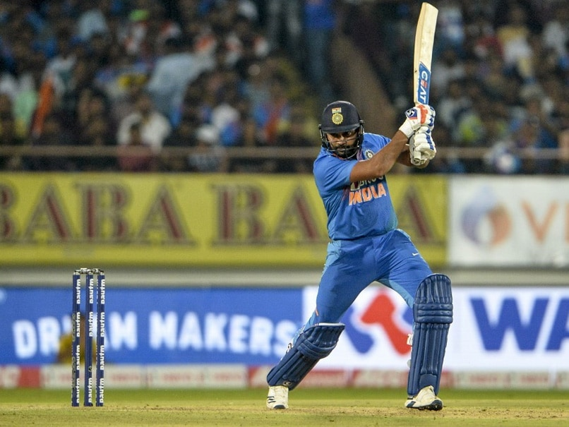 Rohit Sharma Becomes First Indian Batsman To Hit 400 International Sixes