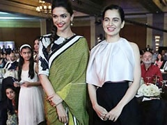 Here's Deepika Padukone's Reaction To Kangana Ranaut's <I>Panga</I> Trailer