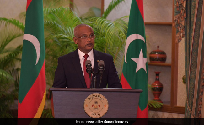 India Gives Patrol Vessel To Maldives, Launches RuPay Card As Part Of Neighbourhood First Policy