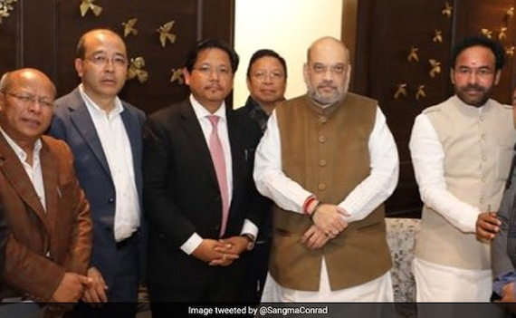 'After Christmas': Amit Shah Offers Hope To Meghalaya On Citizenship Law