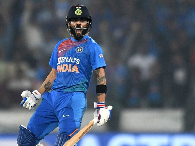 "Virat Kohli Talks About Mimicking Kesrick Williams' ""Notebook"" Send-Off"