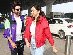Like Deepika Padukone Layer Up In Puffer Jackets This Winter