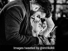 विराट कोहली ने शेयर की अनुष्का शर्मा संग रोमांटिक फोटो, यूं मना रहे हैं शादी की सालगिरह