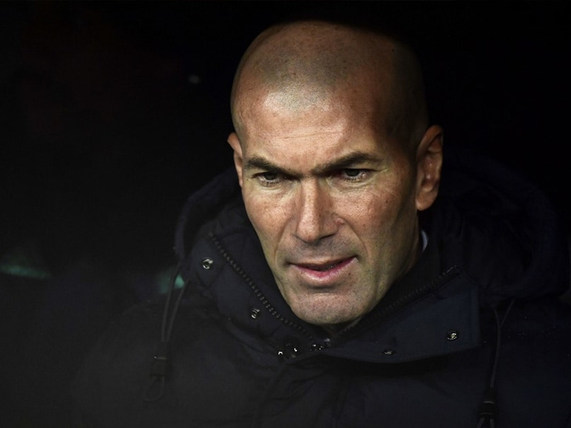 Zinedine Zidane Bemoans Injuries After Gareth Bale Joins List Of Real Madrid Absentees