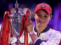 World No. 1 Ashleigh Barty Wins WTA Player Of The Year Award