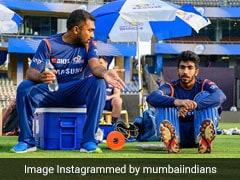 """Mumbai Indians """"Closely Monitoring"""" Bumrah"""
