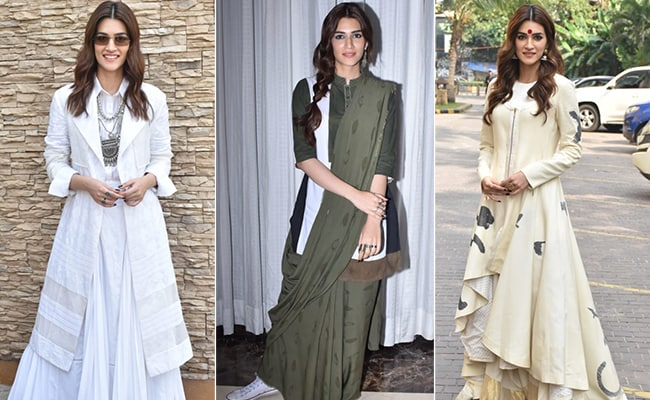 Kriti Sanon's Ethnic Looks Just Keep Getting Better And Better