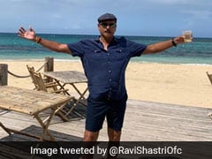 "Ravi Shastri ""Chilled Out"", Not Bothered About Someone Sitting At Home And Trolling Him, Says Virat Kohli"