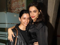 Deepika Padukone And Sister Anisha, Twinning In Black, Attend Rohini Iyer's House Party