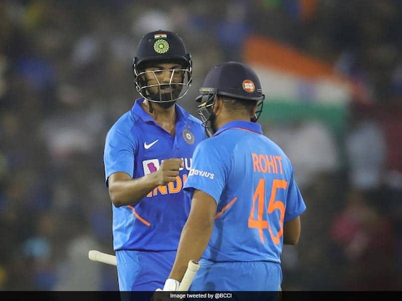 India vs England: Rohit Sharma, KL Rahul Will Open In T20I Series, Says Virat Kohli