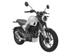 Patent Images Reveal Honda CB Hornet 160R-Based Neo-Retro Scrambler
