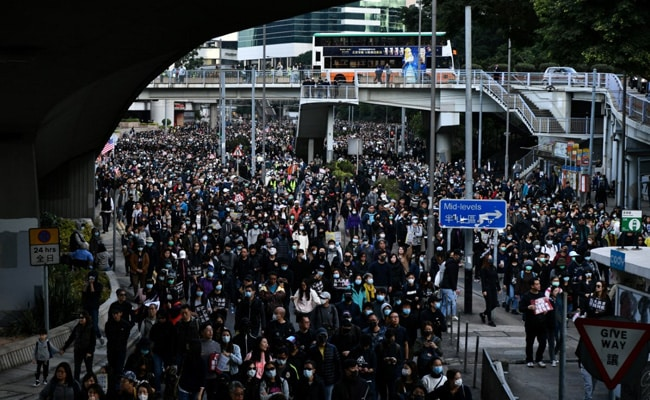 'End Of Hong Kong': China Pushes For National Security Law After Unrest