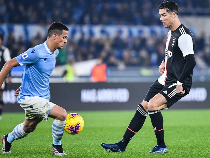 Cristiano Ronaldo Scores But Juventus Fall To Lazio For First Defeat Of Season