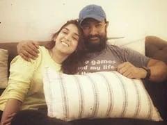 'Break A Leg,' Aamir Khan Wishes Daughter Ira On Her Directorial Debut