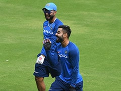 Virat Kohli Defends Rishabh Pant, Says Disrespectful To Chant MS Dhoni