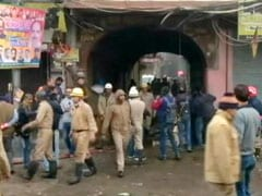 Updates: Fire At Factory In Delhi, 43 Dead, Rescue Operations On